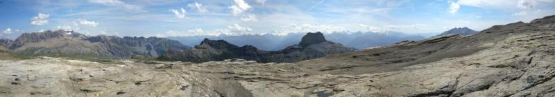 Cabane de Prarochet 2550m